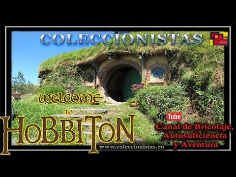 Viajes y Aventura - Hobbiton (Nueva Zelanda)