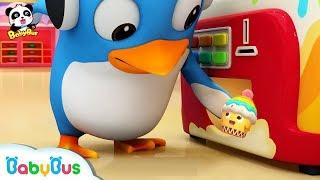 Kiki & những chiếc bánh kem đáng yêu  | Máy bán bánh ma thuật | Nhạc thiếu nhi vui nhộn | BabyBus