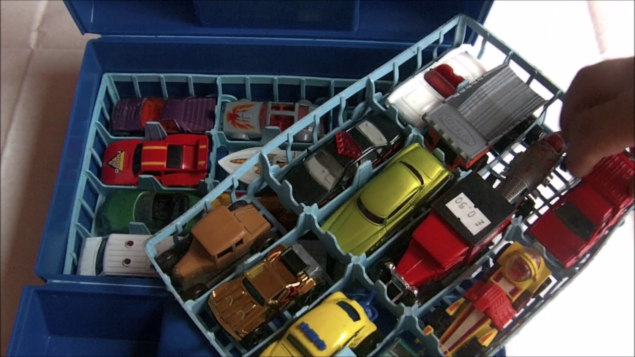 Lots Of Matchbox Hot Wheels Toy Cars Found In Loft Barn Finds Part 2