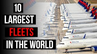 Top 10 Largest AirĮines in the World by Fleet Size (in 2020)