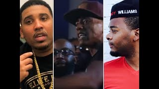CASSIDY reveals stolen barz GOODZ used to claim his victory / DEMANDS  apology from BLOGGERS