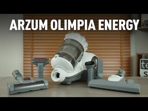 Arzum Olimpia Energy - Multi Cyclone incelemesi