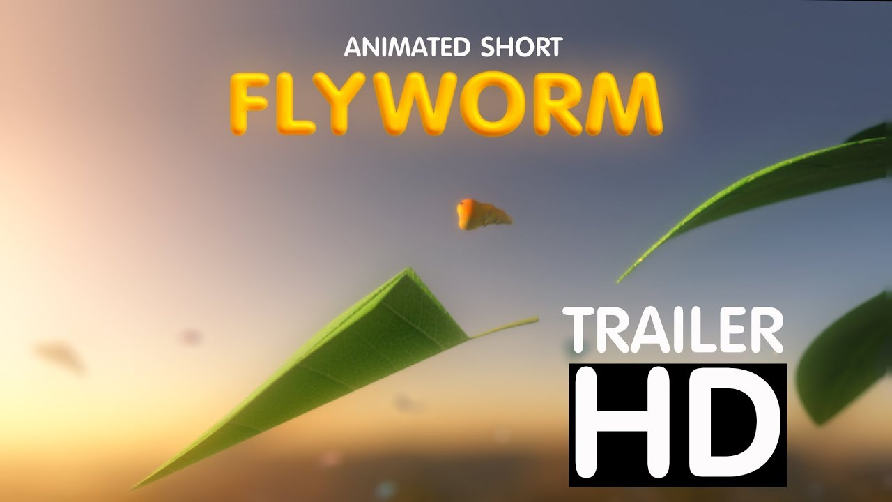 FLYWORM | Official HD Teaser Trailer (2019) | Animated Short Film