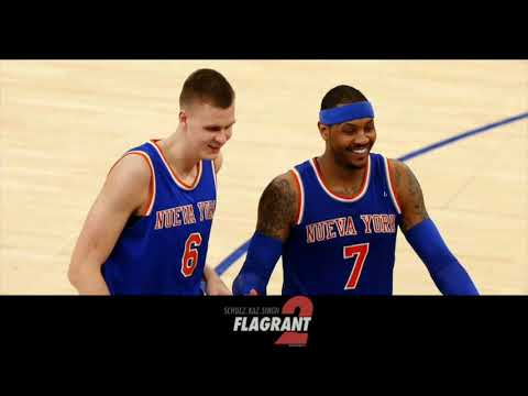 FLAGRANT 2: PORZINGIS IS THE NEW YAO MING