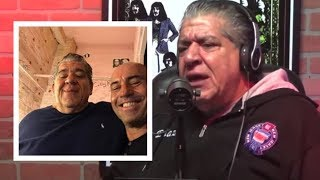 How Joey Diaz and Joe Rogan Became Friends
