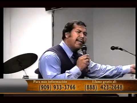 Dios es todo lo que necesito, pastor Rafael Rodriguez 07 03 1994