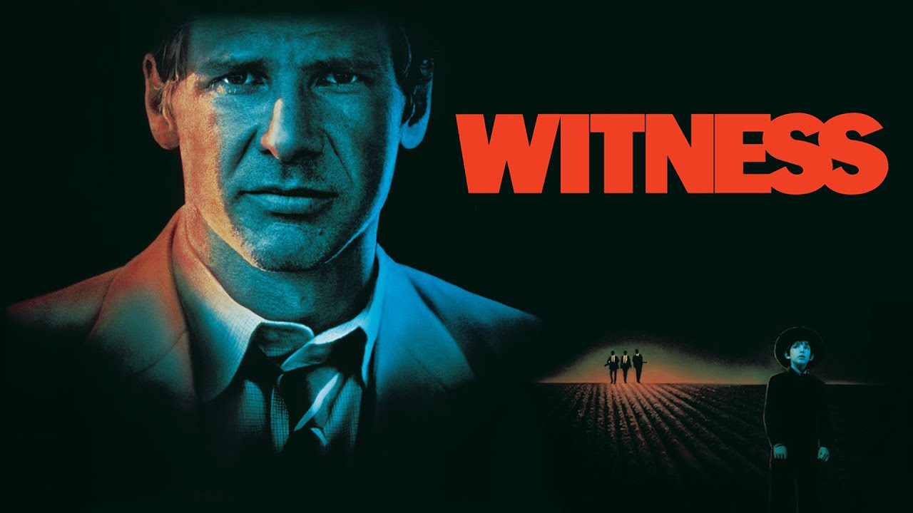 Witness Il Testimone Film 1985 Trailer Italiano Youtube