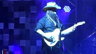 "Chris Stapleton ""Hard Living"" 7/15/17 Hartford CT"
