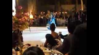 Classical Bollywood Dance at Wedding Reception in Lima, Peru!