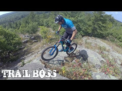 MY MOST DIFFICULT RIDE | Trail Boss: Lower Bareback Marquette, MI