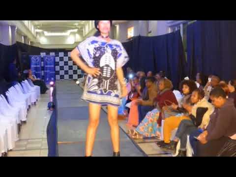 SWAZILAND FASHION SHOW (PART 1)