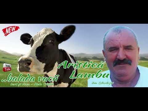 Balada Vacii lui Aristica Lambu din Slivilesti   Parodie 2018 Colaj