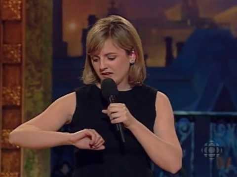 Carolyn Bennett comedian