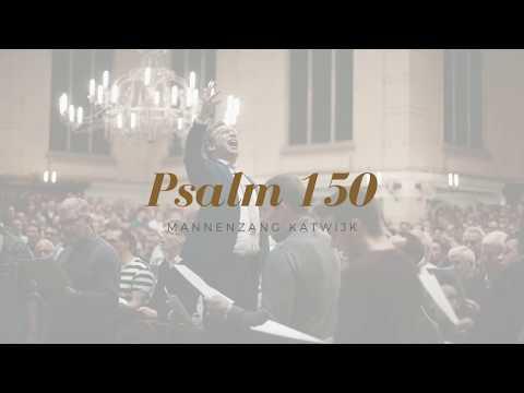 Psalm 150: 1, 2, 3   Mannenzang Katwijk   *** AMAZING, 1800 Mannen!