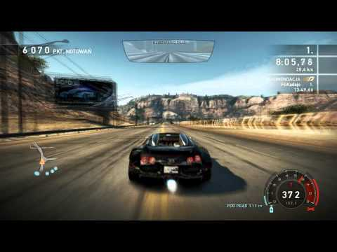 NFS Hot Pursuit: Final Race – Bugatti Veyron Grand Sport