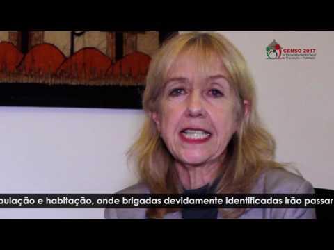 Mensagem da Antiga Representante do UNFPA em Moçambique sobre o Censo 2017