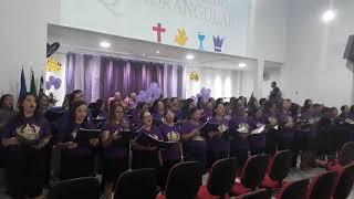 (G.M.M) Grupo M. de Mulheres 67 anos da(IGREJA do EVANGELHO QUADRANGULAR) no BRASIL- I.E.Q. Ur7 C. D