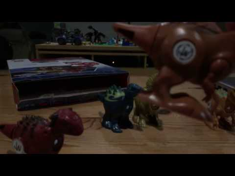 BRAWLASAURS| Jurassic World toys|