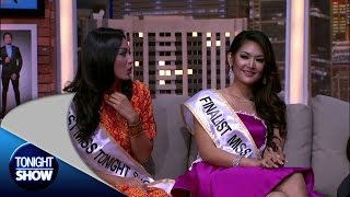 Whulandary Herman dan Maria Selena Beauty Indonesia