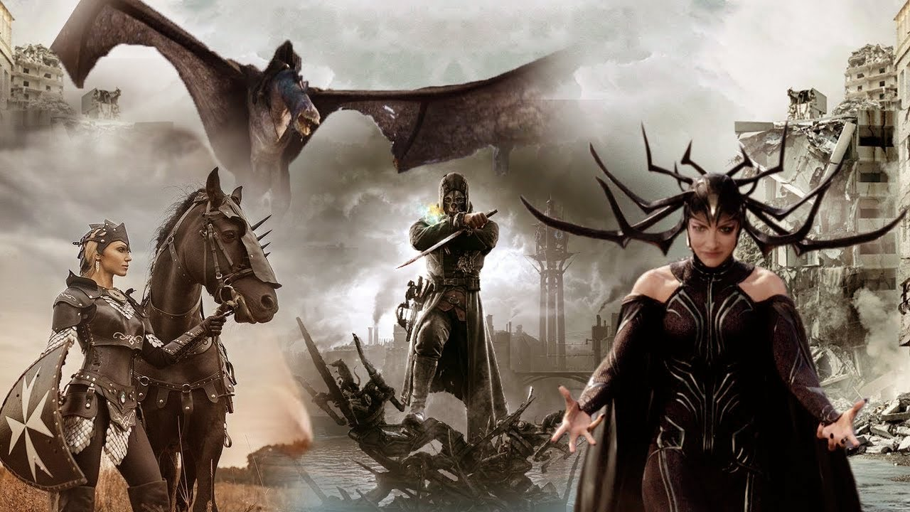 Download The Dragons Of Camelot     Hollywood Hindi Dubbed Action Adventures War Movie   