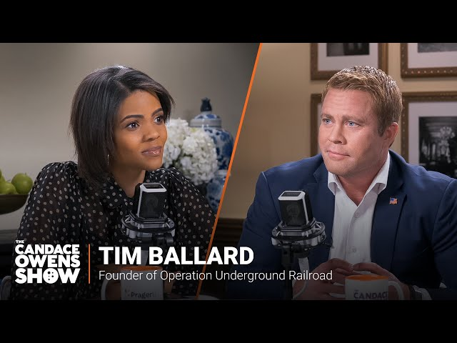 The Candace Owens Show: Tim Ballard