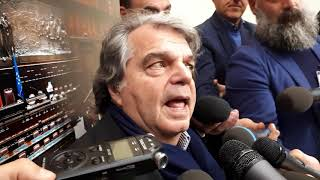 Renato Brunetta oggi a Montecitorio su centrodestra, Salvini, case chiuse, Meloni, quarta gamba CDX