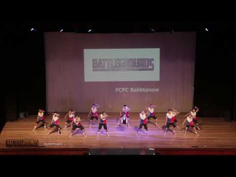 [1st Place] FCPC Baliktanaw   OPEN DIVISION - BATTLEGROUNDS PHILIPPINES [@AyelMari]   #BGPH2018