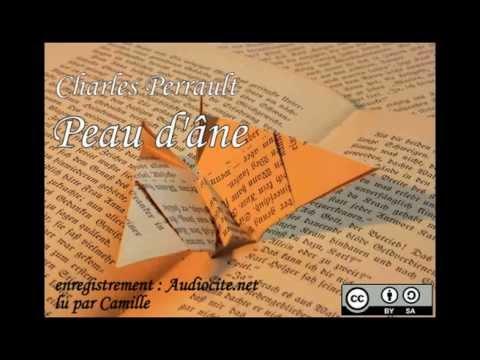 Livre audio : Peau d'âne - Charles Perrault