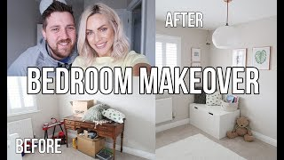 TRANSFORMING MY TODDLERS BEDROOM | HOW TO MAKE A KIDS BEDROOM LOOK GOOD FAST