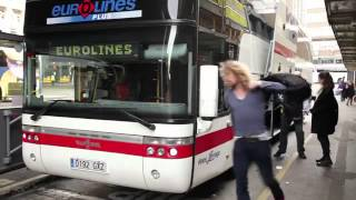 EUROLINES – LOW COST BUS TRAVEL IN EUROPE