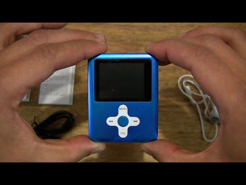 Btopllc Portable Media Player
