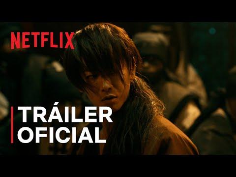 Samurái X: El fin/Samurái X: El origen | Tráiler oficial | Netflix