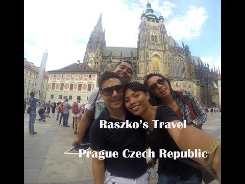 TRAVEL VLOG#  PRAGUE CZECH REPUBLIC (Bahasa Indonesia)