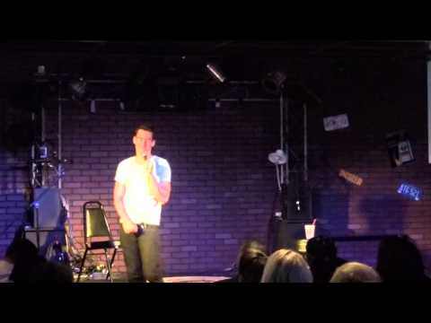 Comedian DESTROYS Table of Drunk Hecklers