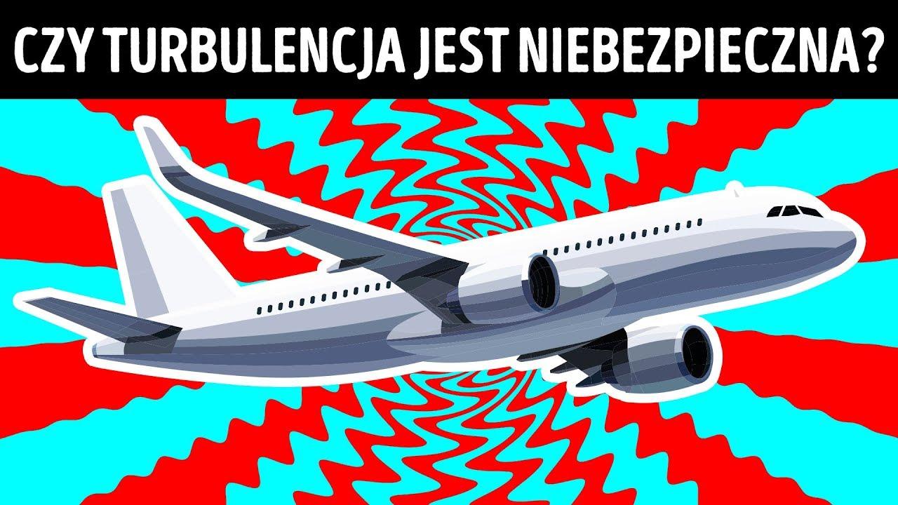 Czy turbulencje mogą strącić samolot?