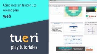 Cómo crear un favicon .ico o icono para web Mp3