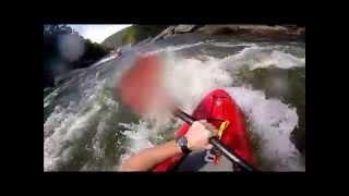 Upper Gauley Kayaking 2015. BBB Paddling