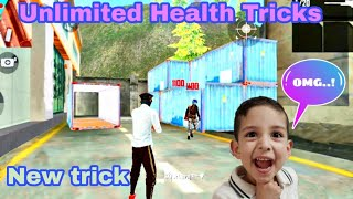 UNTITLED Health tricks/Bug in Training Mode free fire || Without suspend ff account || kishan Balan