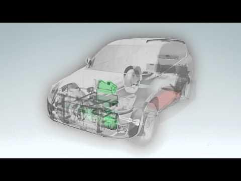 RAV 4 EV Conversion Process