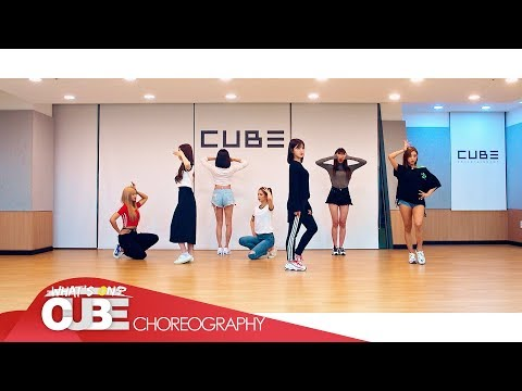 CLC(씨엘씨) - 'Devil' (Choreography Practice Video)