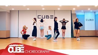 CLC(씨엘씨) - 'Devil' (Choreography Practice)