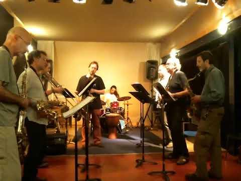 Les Fanfarons. Fanfare EDIM - Colombia et Jazz Fusion