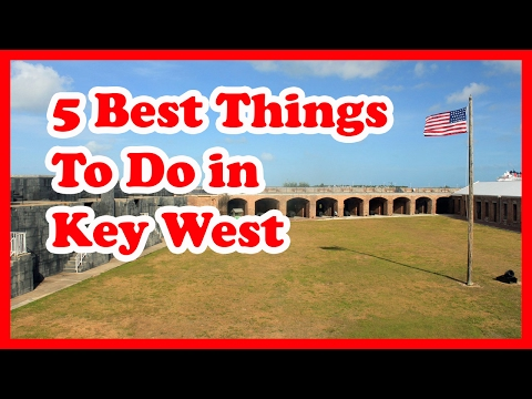 5 Best Things To Do in Key West | US Travel Guide