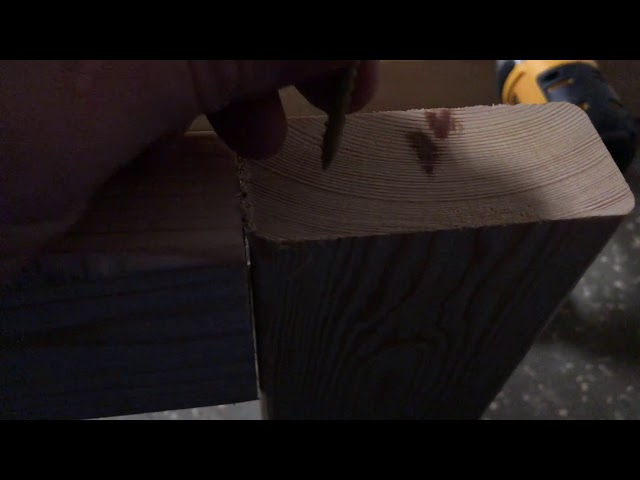 How to build small custom wood doors easily!