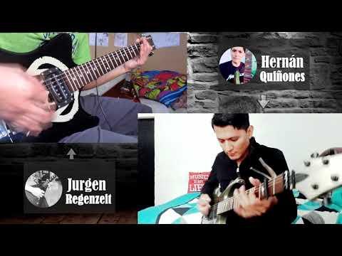 UDO-Raiders-Of-Beyond-Guitar-Cover-with-Hernan-Quinones-Jurgen-Regenzeit