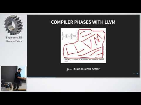 Friday Hacks #112 - Make your own LLVM compiler - NUS Hackers