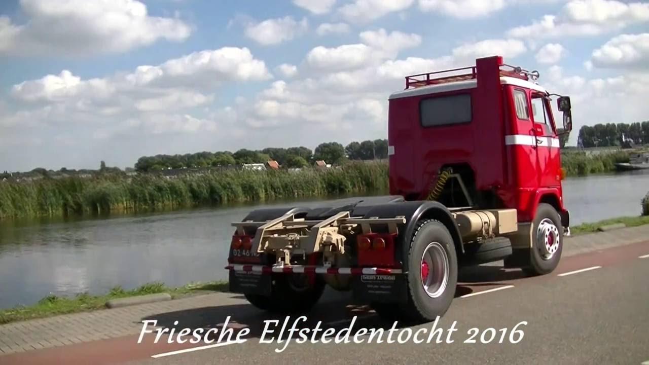 oldtimer trucks friesche elfstedentocht 2016 youtube. Black Bedroom Furniture Sets. Home Design Ideas