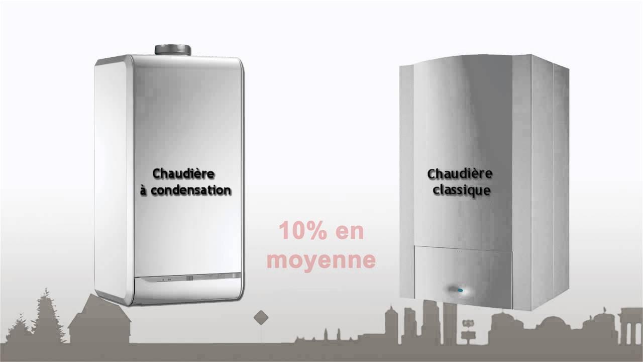 Avantages d 39 une chaudi re condensation par proxiserve youtube - Avantage chaudiere a condensation ...