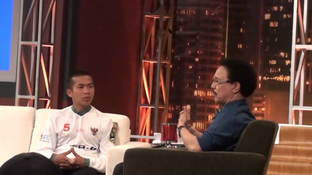 ginan koesmayadi at kick andy show oct 2011 part 4