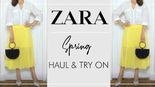 Zara Haul March 2019 ~ Part 2 ~ | Fashion over 40 2019